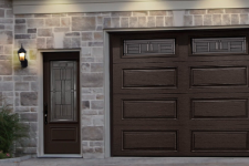 Is it time to shed light in the garage with garage door windows?