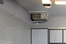 Keep the temperatures cooler in your garage this summer